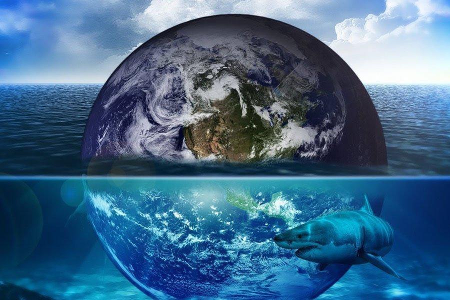 Ученые: Вода появилась наЗемле после формирования планеты