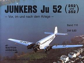 Журнал Junkers Ju-52 (252 und 352)