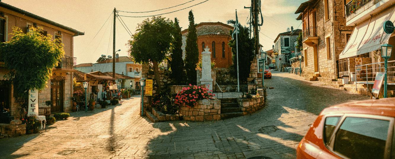 Афитос, Халкидики, Греция