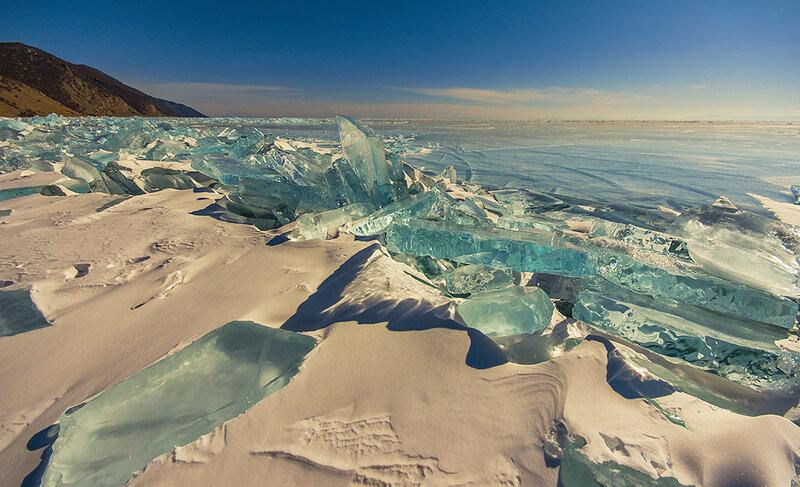Ледяные бриллианты