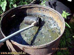 Ферментирование жидких компостов