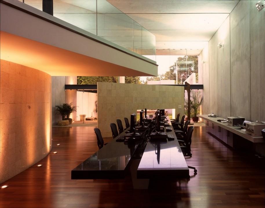 Офис компании Munoz Arquitectos в Мериде, Мексика