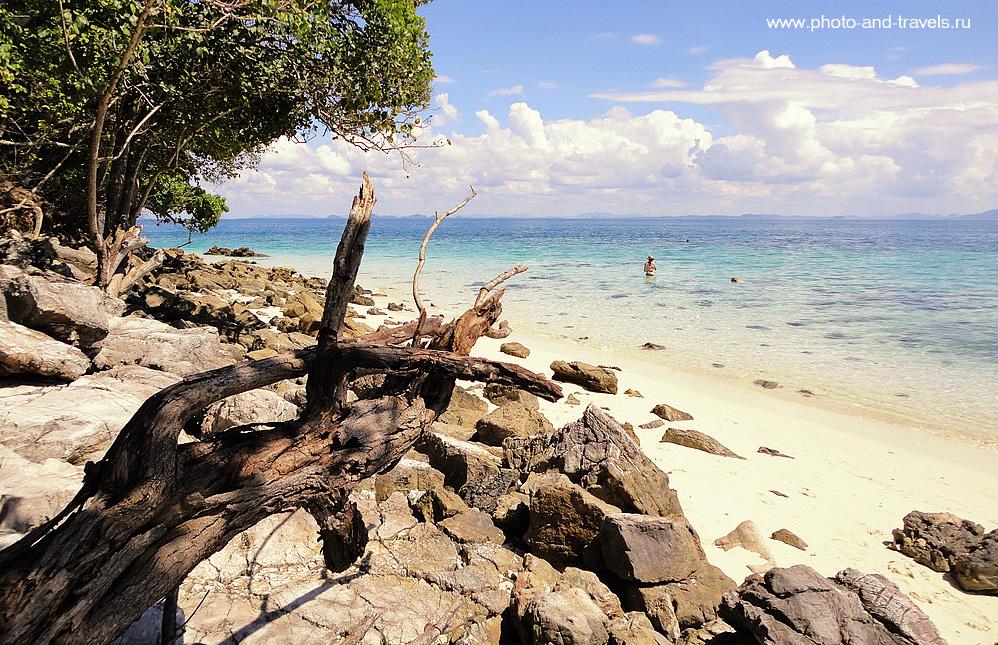 16. На одном из островов в провинции Краби (Krabi). Как организовать самостоятельное путешествие в Таиланд.