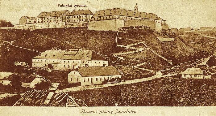 Пивоваренный завод в Ягельнице