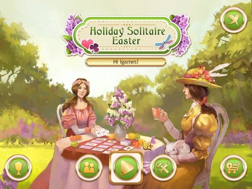 Download Holiday Solitaire Easter