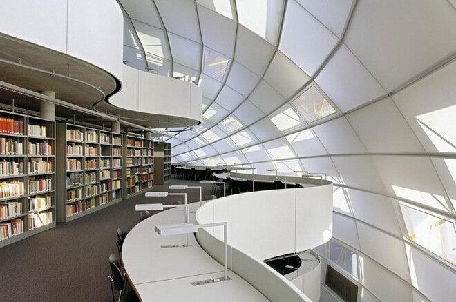 Филологическая библиотека Свободного университета Берлина