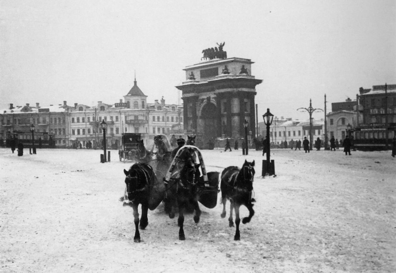695. Тверская застава, 1908-1914