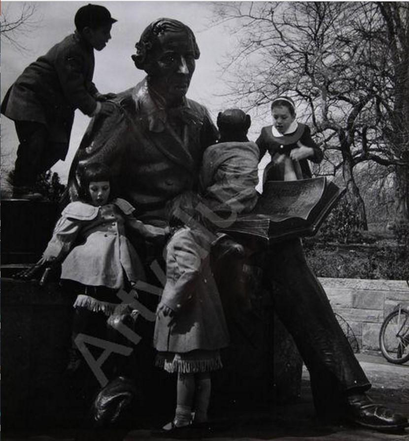 1935. Нью-Йорк