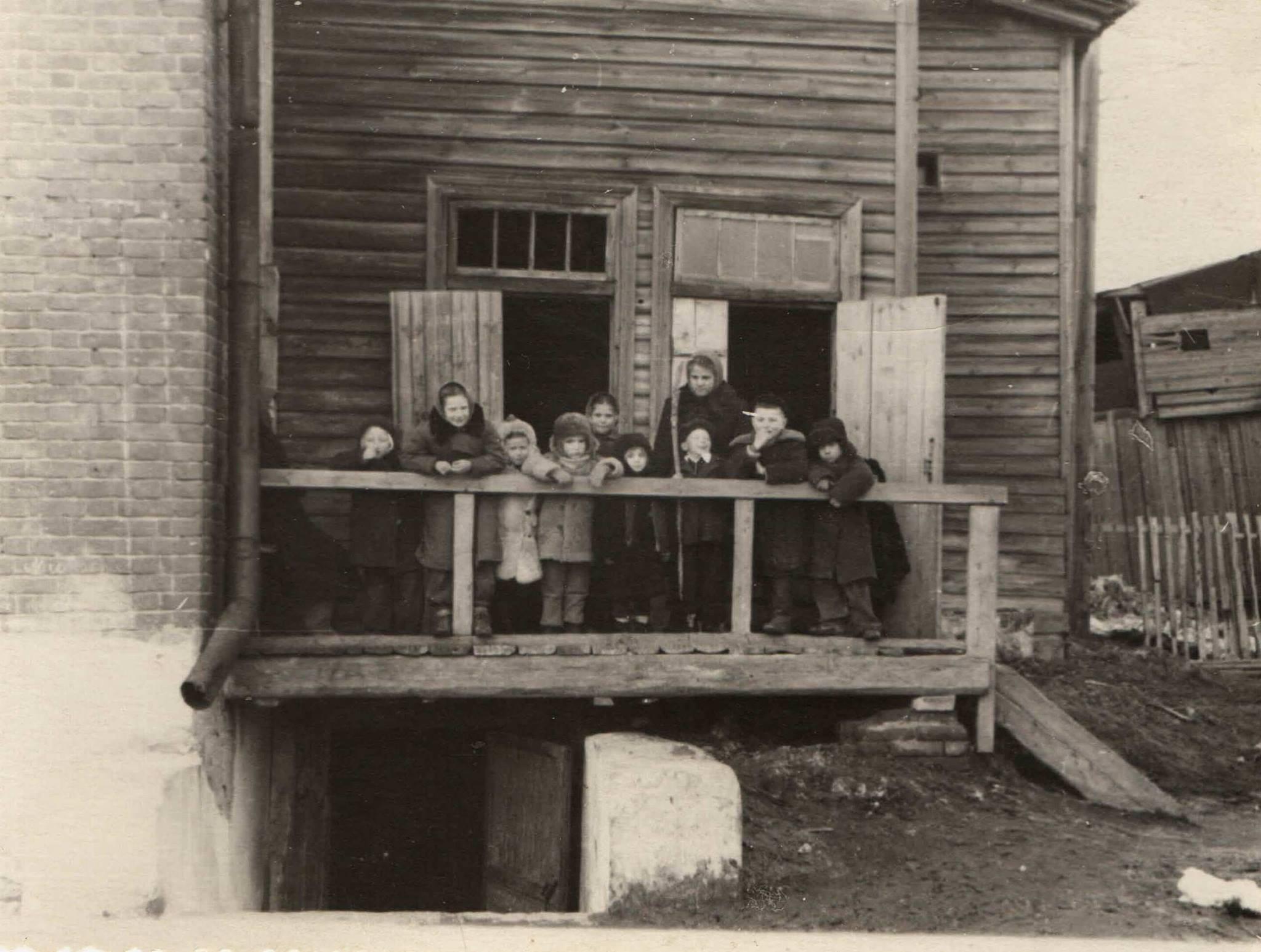 Улица Право-Кабанная, д.9 (вид со двора)