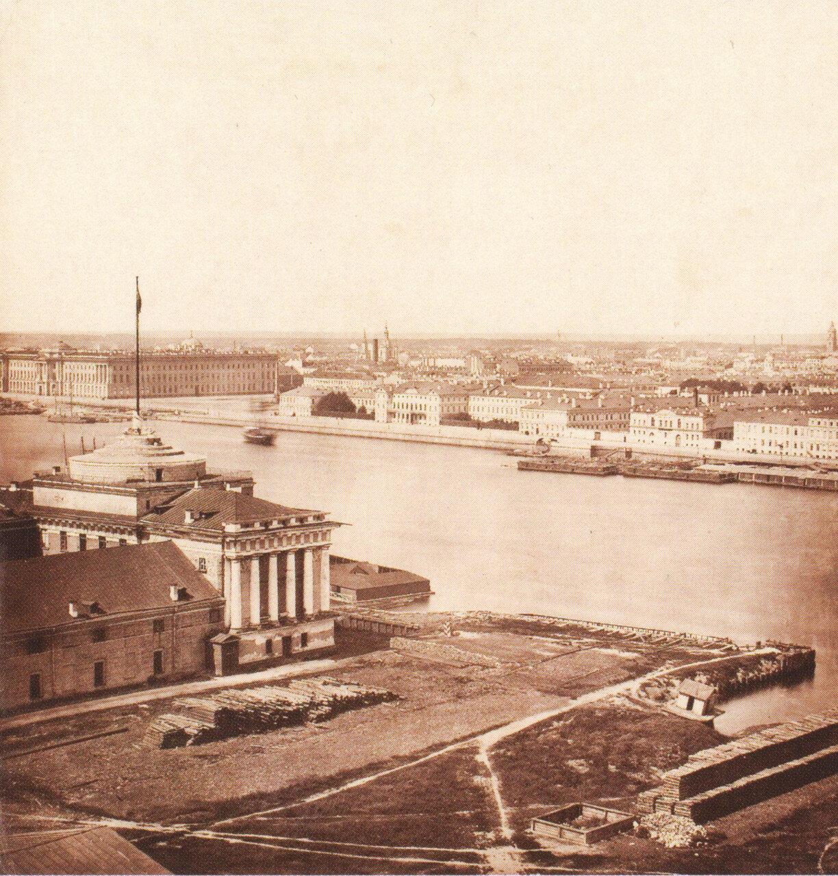 Панорама Санкт-Петербурга. 1861 3