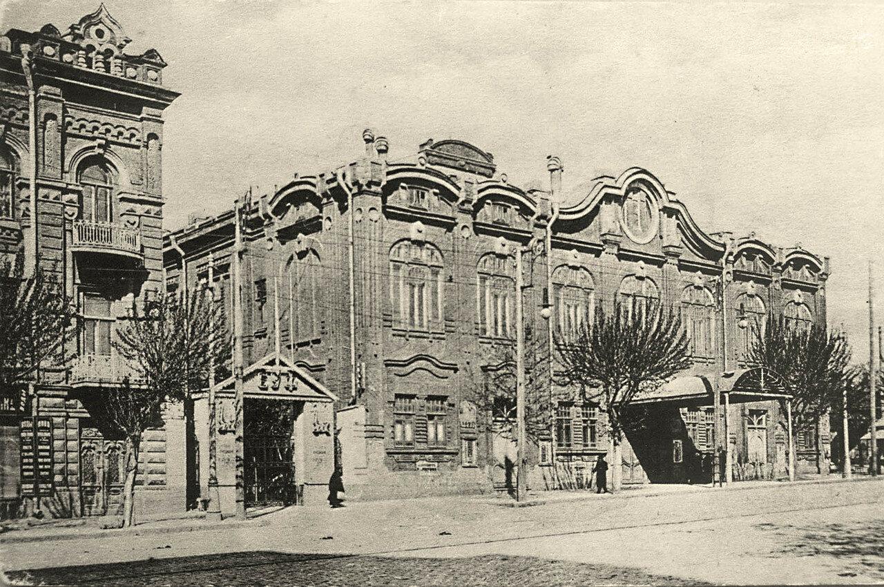 Театр Машонкина