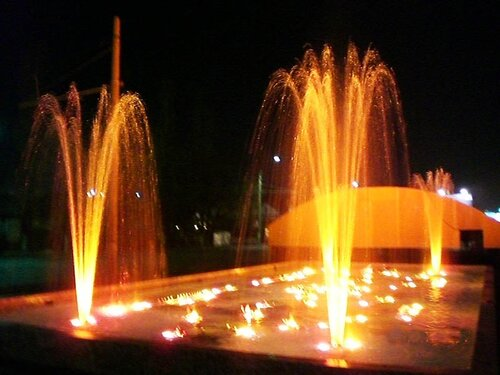 фонтан Спутник