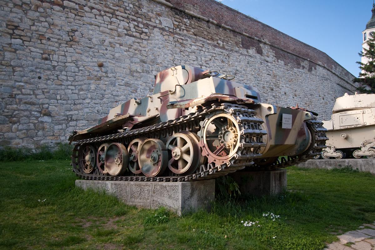 PzKpfw I Ausf.F (VK 1801)