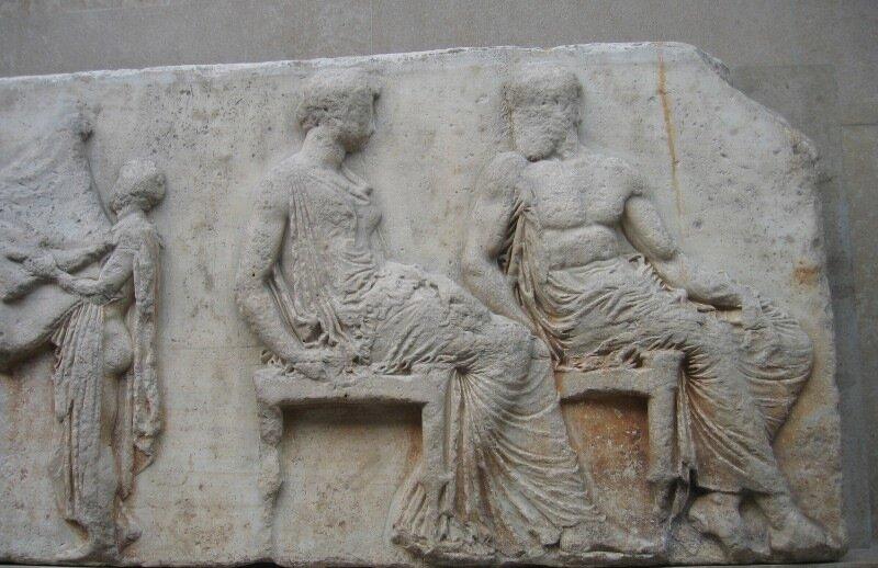 dionysus and demeter