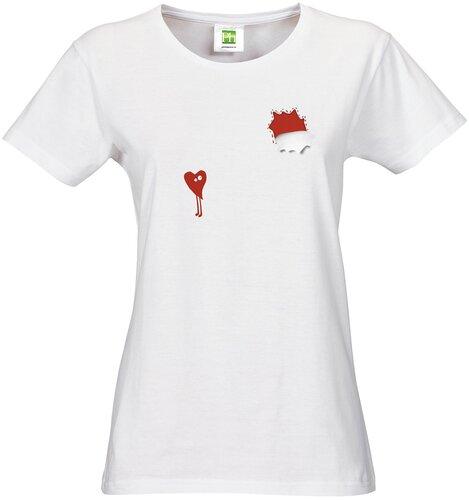 Что делать если залили футболку?