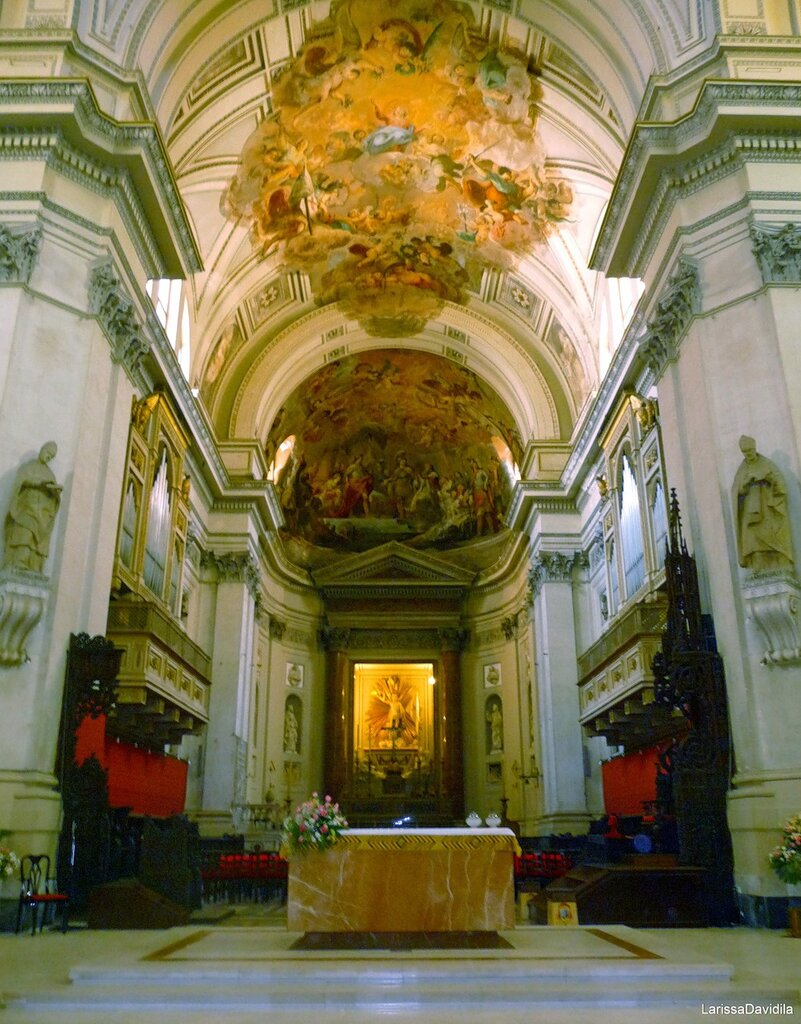 Кафедральный собор Палермо.
