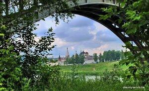 Свято-Успенский монастырь. Старица