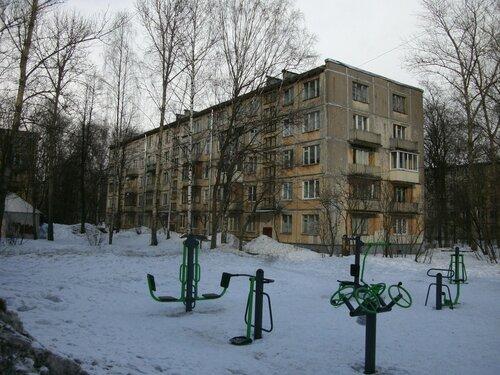 ул. Федосеенко 21
