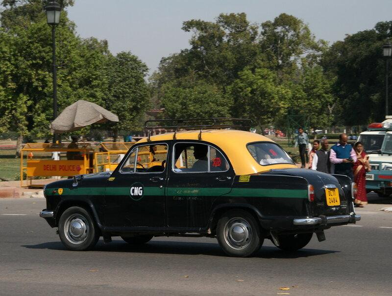 Делийское такси