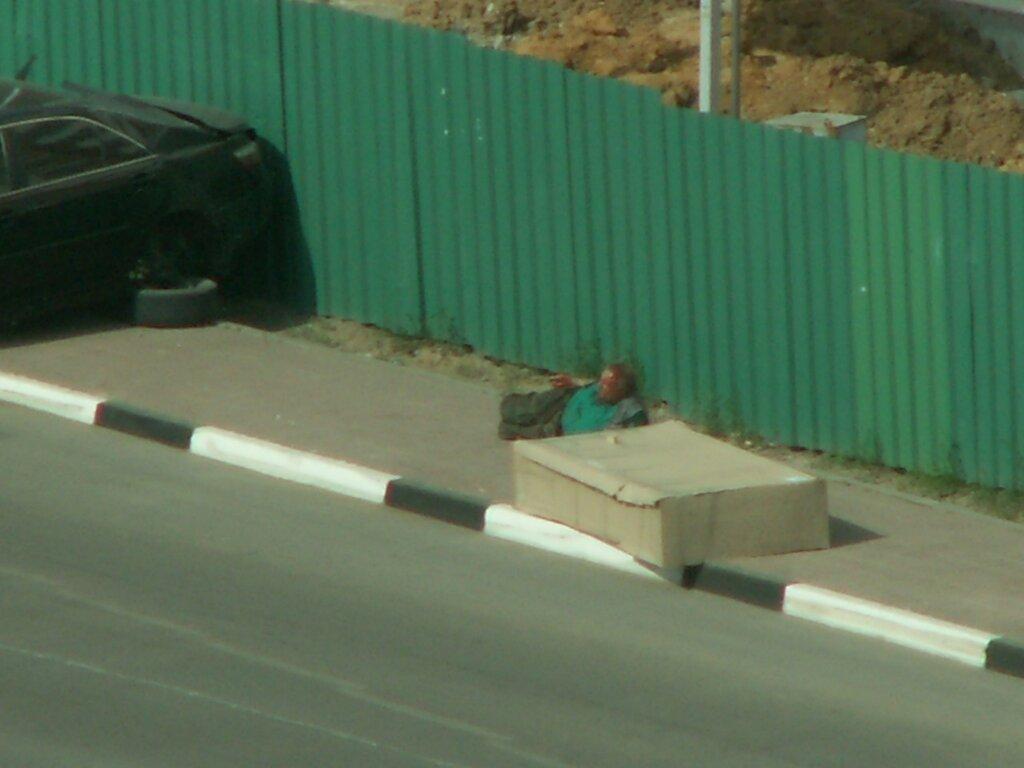 Авария произошла в пятницу 20 мая 2011 около 17 часов на достаточно опасном повороте одинцовской улицы Говорова.