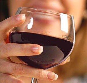 Влияние алкоголя на вес женщины