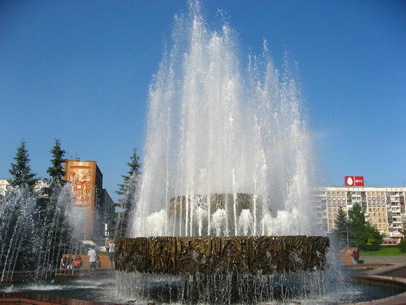 Улицы Новокузнецка - фото прогулки по центру города - Города - siberia, russia, novokuznetsk, kuzbass