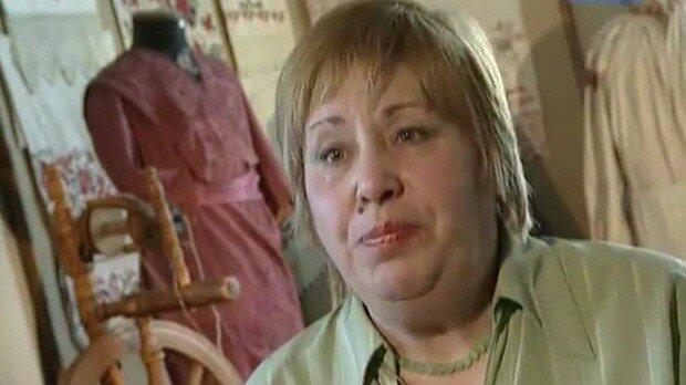 Дочь Евгения Гайдучка
