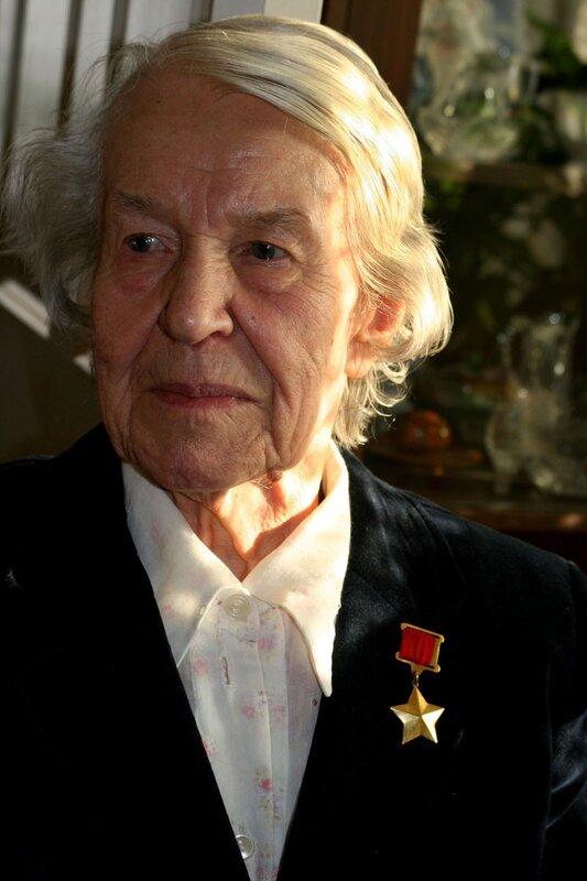 Анна Александровна Тимофеева(Егорова)