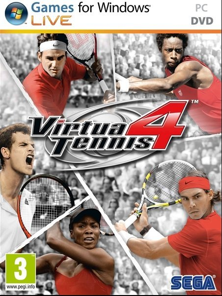 Virtua Tennis 4 (2011/MULTI5/ENG/Repack)