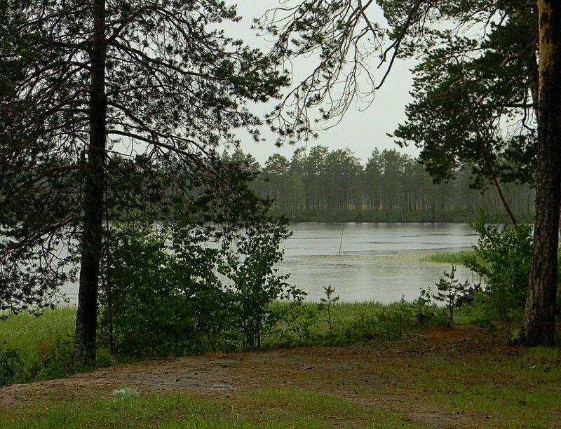 Озеро Нюхти