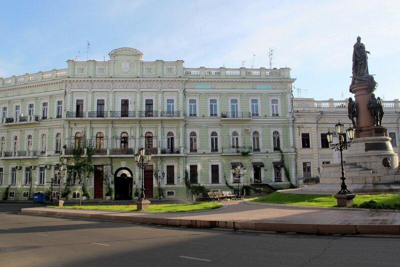 Рассвет в Одессе