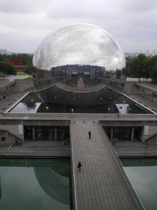 Кинотеатр Жеод в Париже