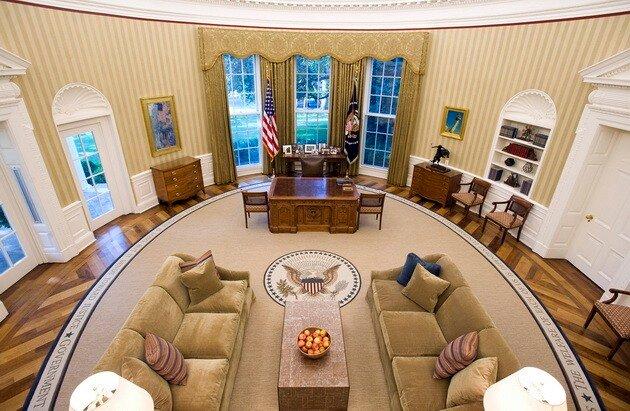 Белый дом. Вашингтон/