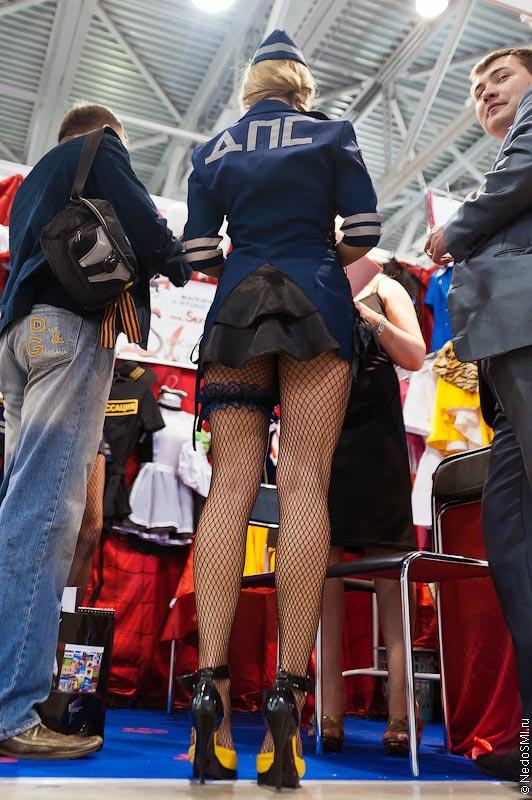 Выставка для взрослых X'Show 2011 (72 фото)