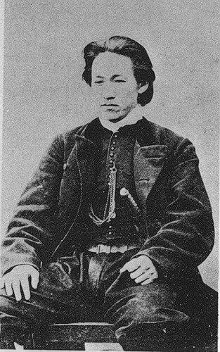 Хидзиката Тосидзо заместитель Кондо Исами.