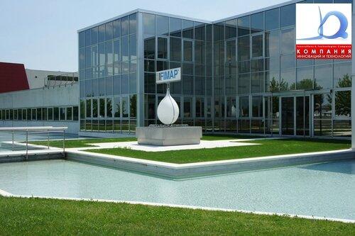 Современный завод FIMAP ведущий производитель уборочного, моющего и клининг оборудования и техники
