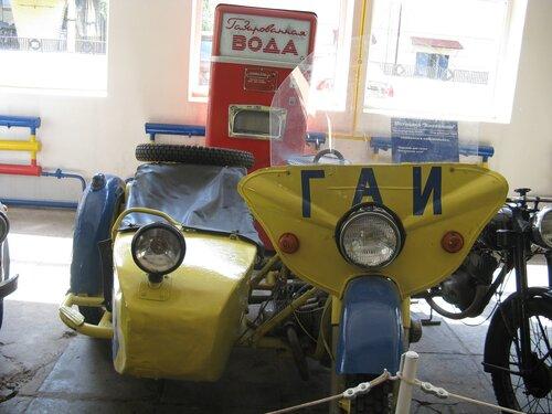 Мотоцикл из фильма