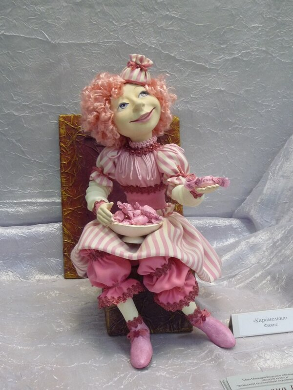 Выставка Время кукол