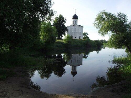 Церковь Покрова на Нерли. Самый совершенный храм, созданный на Руси
