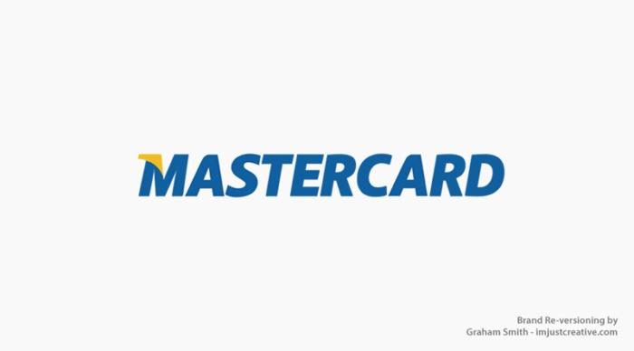 логотип Мастеркард стал похож на Визу  - бренды которые поменяли местами
