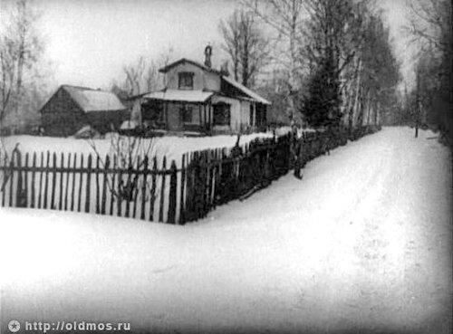 1927 год, Дачный поселок Джамгаровка