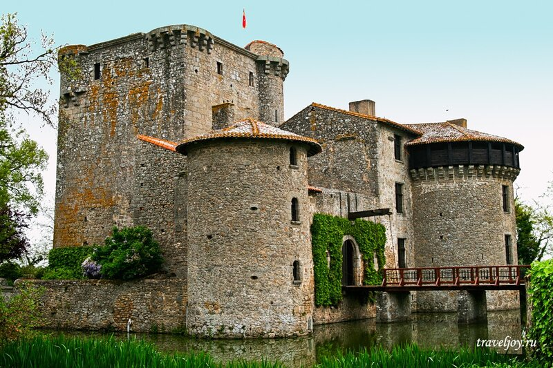 Провести ночь в замке во Франции (или как почувствовать себя принцессой!)