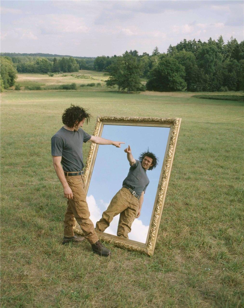 Венсан Кассель / Vincent Cassel by Jean-Marie Perier