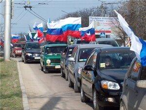 Во Владивостоке финишировал международный автопробег