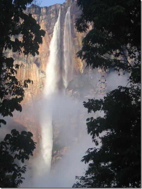 Водопад Сальто Анхель (Angel Falls)