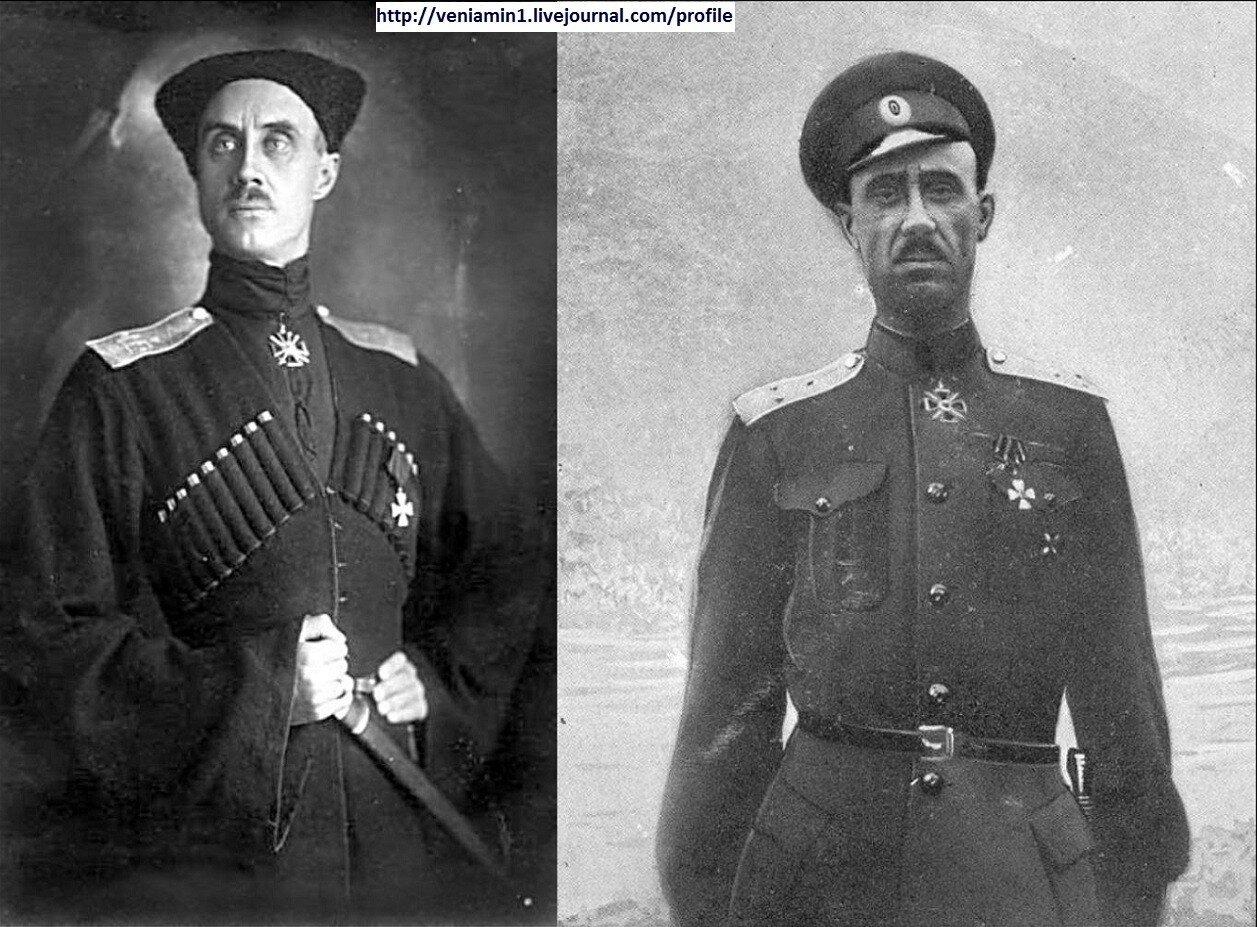 ген-лейтенант Врангель Пётр Николаевич