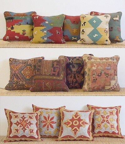 Декоративные подушки: 5 секретов дизайна интерьера новые фото