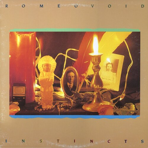 Romeo Void - Instincts