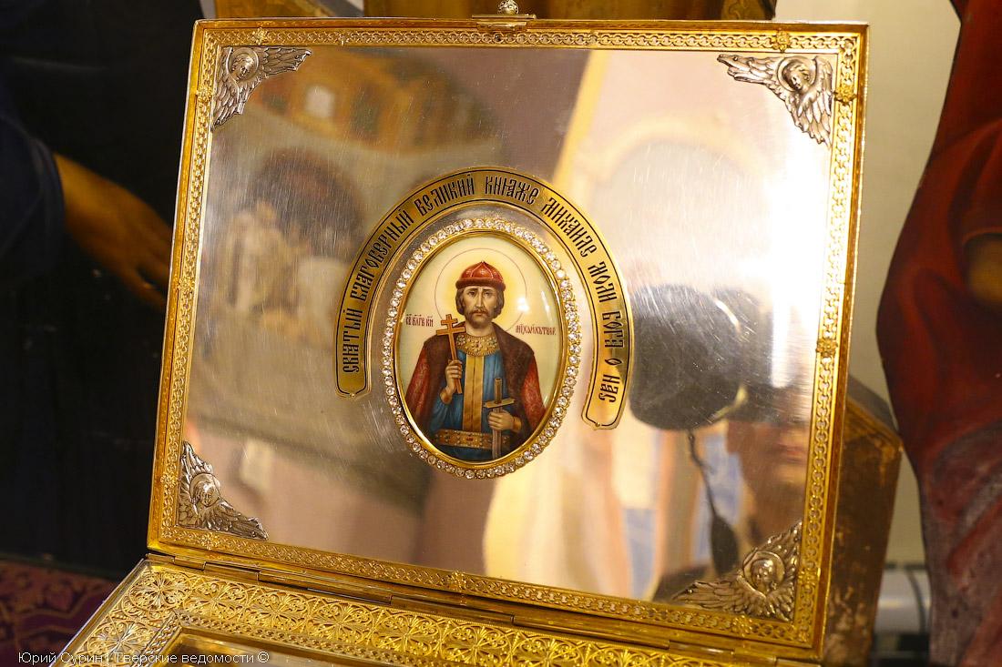 Иконы, церкви, Тверь