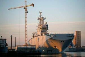 Для Франции убытки от «Мистралей» могут достигнуть €5 млрд